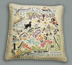 Martha's Vineyard Pillow