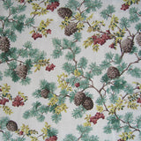 Pine Cone Fabric Natural