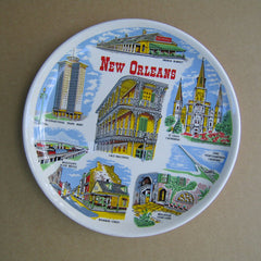 New Orleans Plate