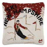 Ski New Hampshire Pillow