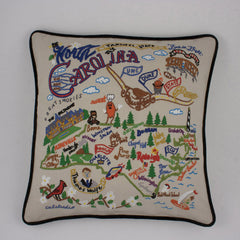 North Carolina State Pillow