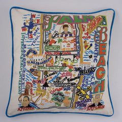 Palm Beach City Pillow