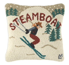 Steamboat Ski Pillow