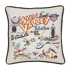 Sun Valley Ski Pillow
