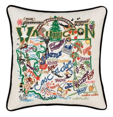 Washington State Pillow