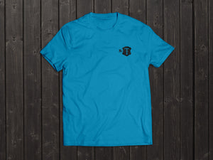 The McT Tony Singh T Shirt in Light Blue
