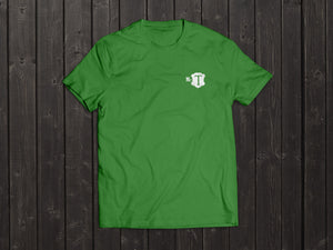 The McT Tony Singh T Shirt in Green