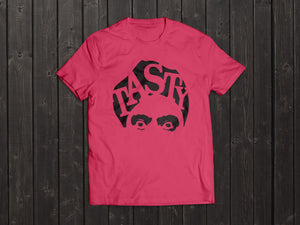 The  Tony Singh Tasty Turban T Shirt in Pink