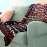 RN1035 - I've Fallen In Love - Blanket