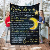 RN1080 - Twinkle, Twinkle, Little Star - Blanket