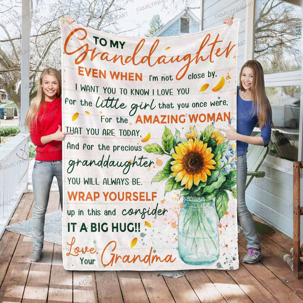 RN2758 - You Will Always Be - Blanket