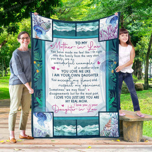 RN0503 - Your Own Daughter - Blanket
