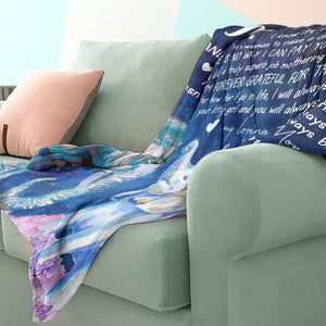 RN0639 - Raise A Child - Blanket