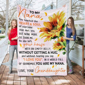 RN0950 - More So Than Me - Blanket