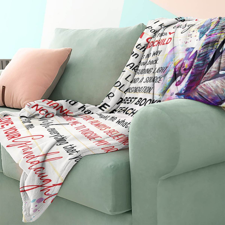 RN0980 - Endless Inspiration - Blanket