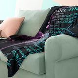 RN2769 - Dance In The Rain - Blanket