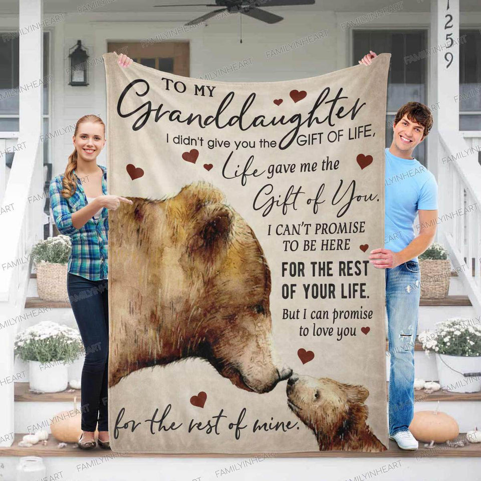 RN2792 - Life Gave Me You - Blanket
