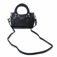 Deals on Afonie Mini Leather Satchel Bag