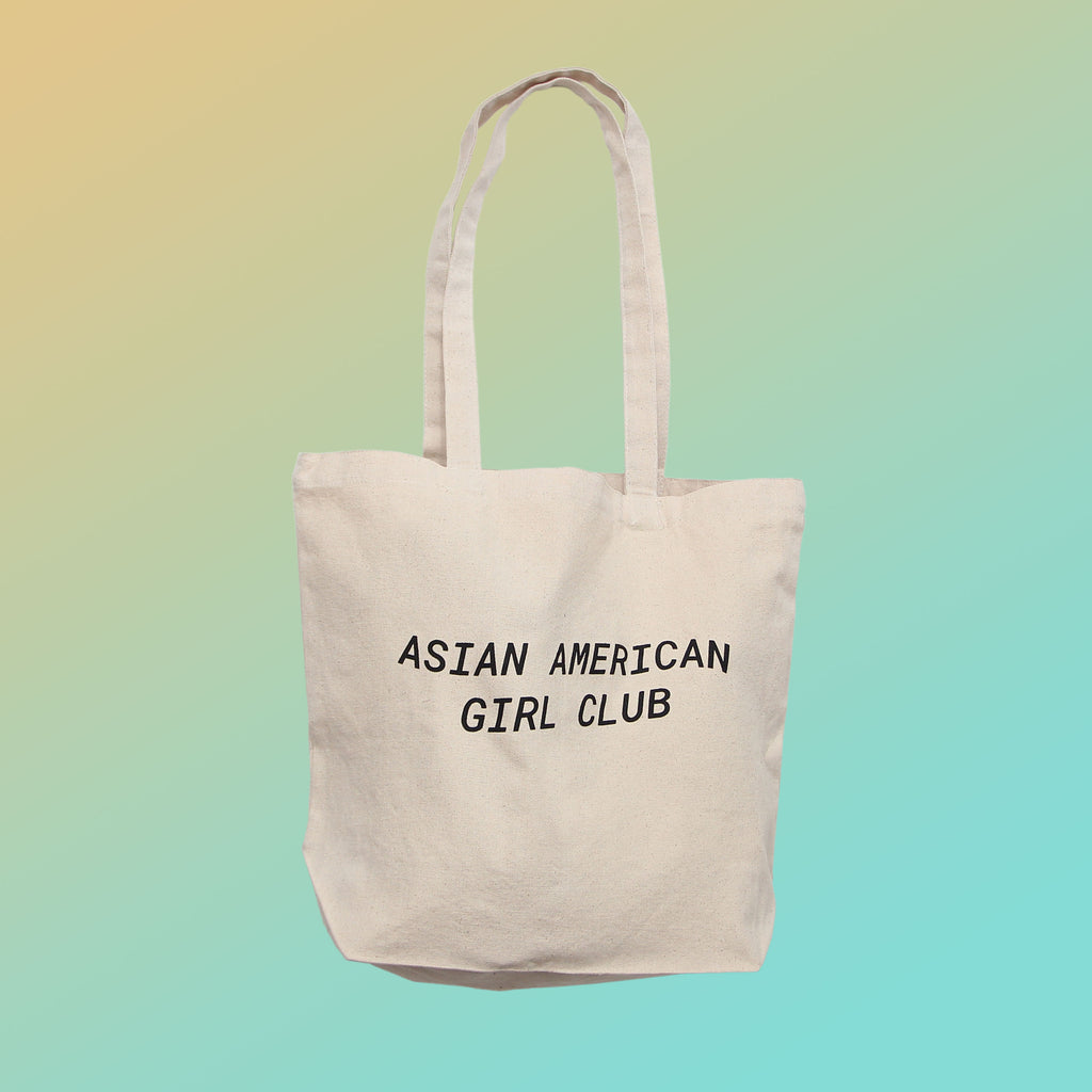 Asian American Girl Club Tote