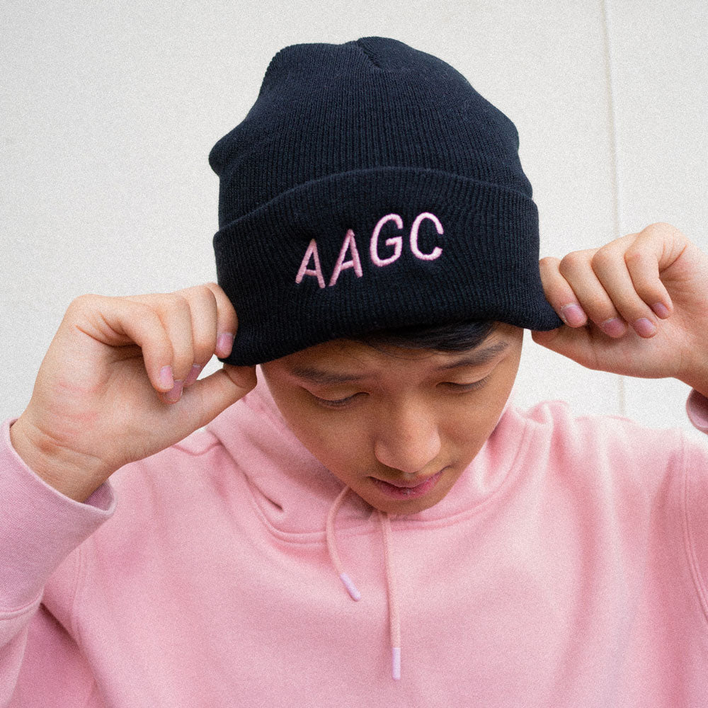 Asian American Girl Club (Beanie)