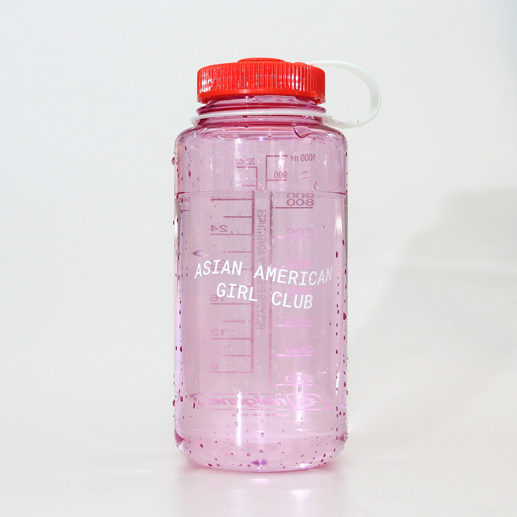 Asian American Girl Club Water Bottle
