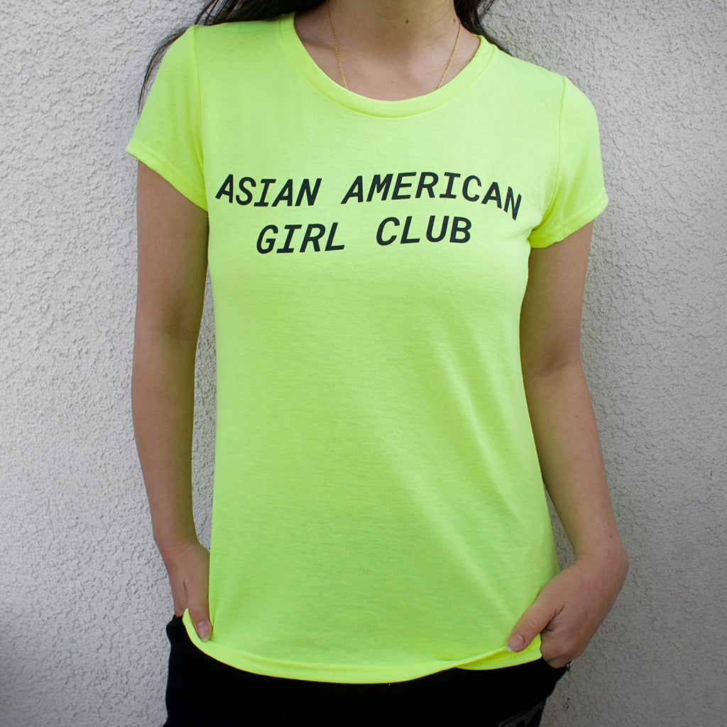Neon Dream Fitness Logo Shirt (Ladies Fitted)