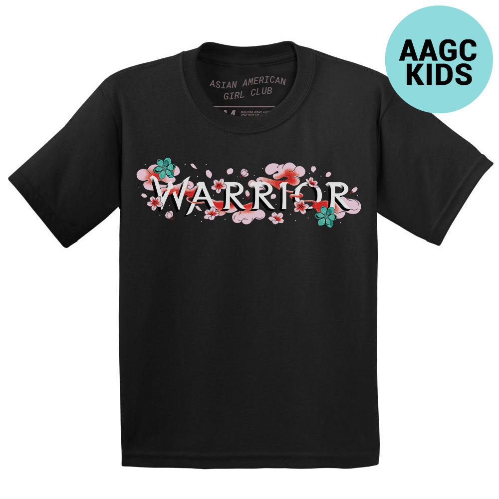 The Warrior Tee - A Special Limited Edition shirt (Kid's Tee)