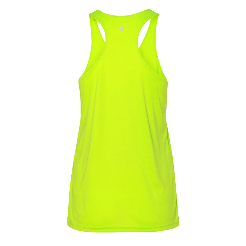 Neon Dream Fitness Tank (Ladies Fitted)