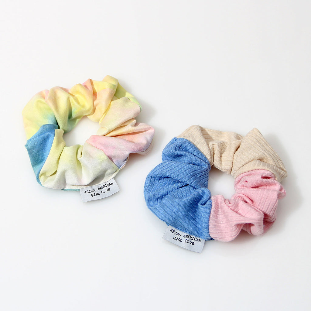 Glow and Grow Scrunchie Set- #AAGCxNLT