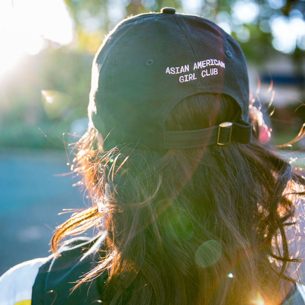 Asian American Girl Club (Hat)