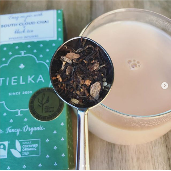 Tea Review by Brianna Drinks Tea of South Cloud Chai