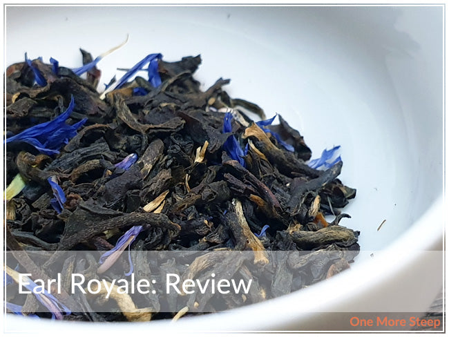Tea Review by One More Steep of Earl Royale Black Tea