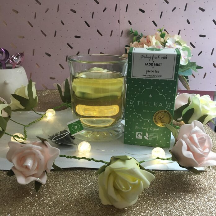 Tea Review by Siply Tealicious - Jade Mist Green Tea