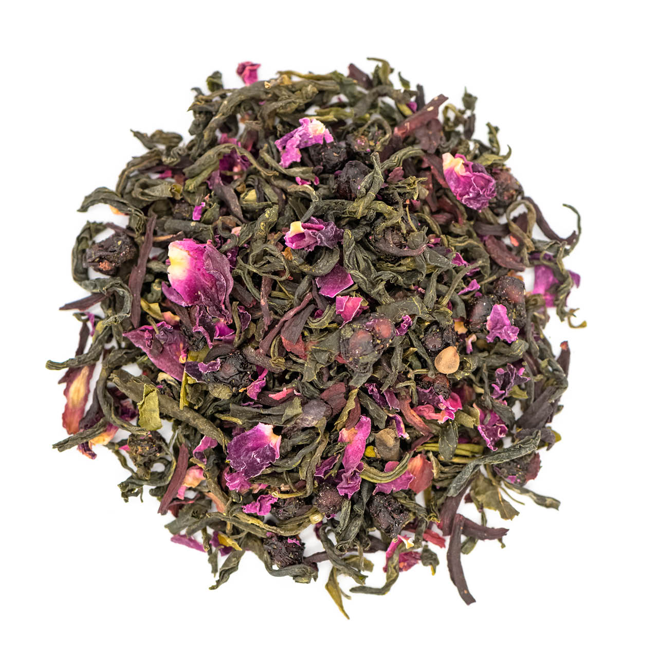 Tea Review by SororiTea Sisters - Rose Moscato