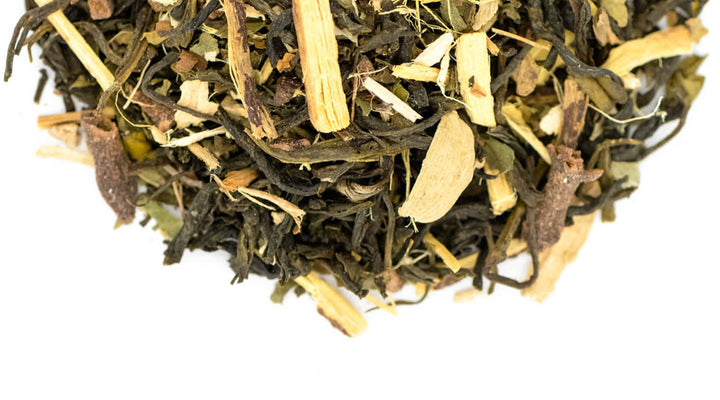 Fairtrade Organic Persian Mint Chai Green Tea by Tielka