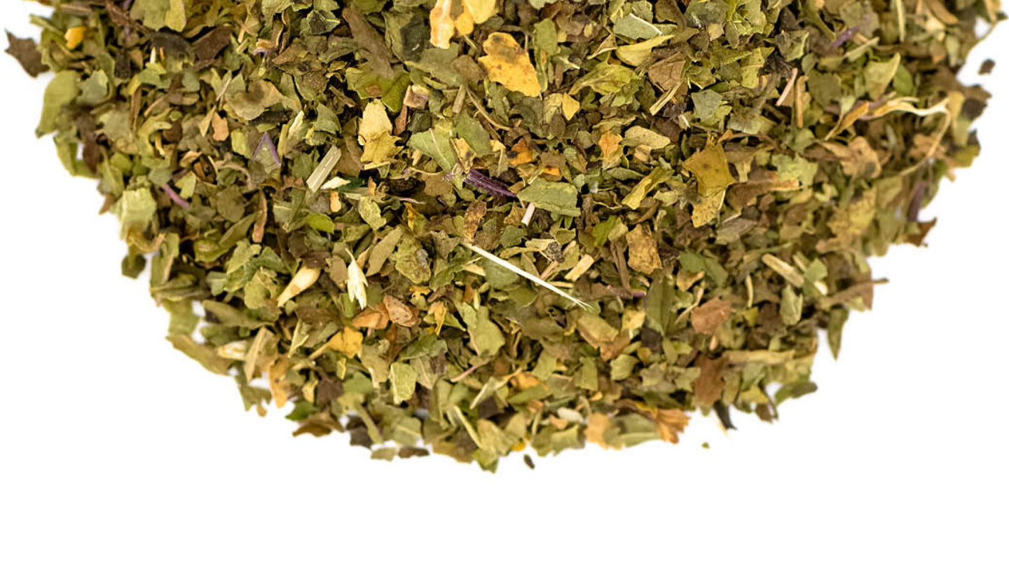 Fairtrade Organic Peppermint Leaf Herbal Infusion by Tielka