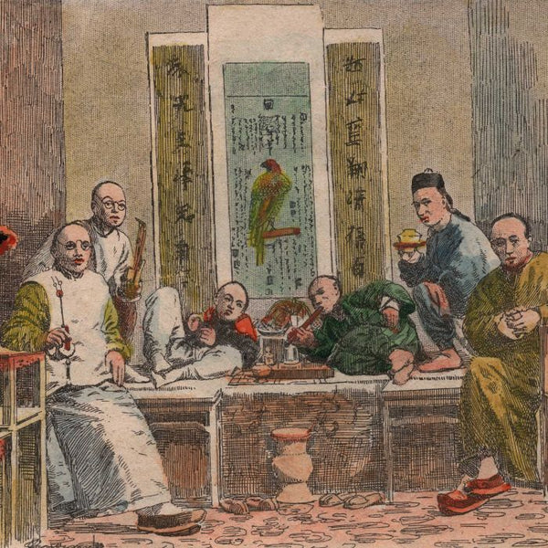Second Opium War Leads to Changes in Trade and English Breakfast Tea Recipe