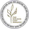 Tielka's silver medal in Golden Leaf Awards