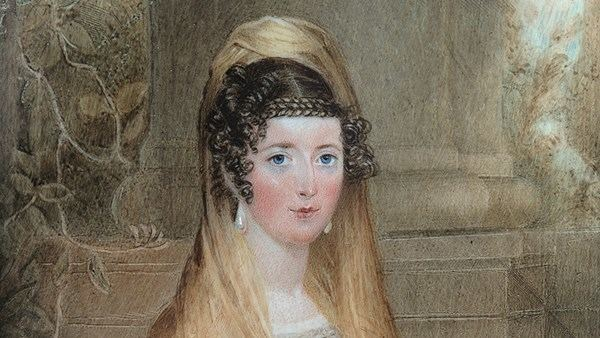Duchess of Bedford Anna Maria Russell