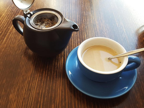 Lapsang Souchong with Milk