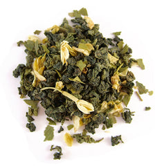 Silver award winner Fairtrade organic Midnight Blossom Oolong Tea