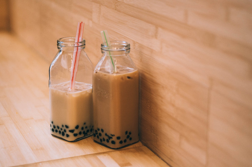 Milk Tea contains caffeine