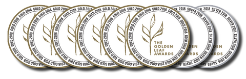 TIELKA WINS ASTONISHING EIGHT TROPHIES IN THE GOLDEN LEAF AWARDS