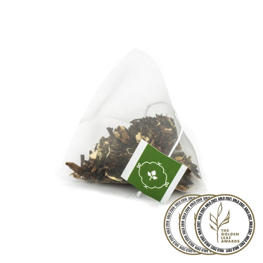 Fairtrade organic South Cloud Chai Pyramid Infusers by Tielka