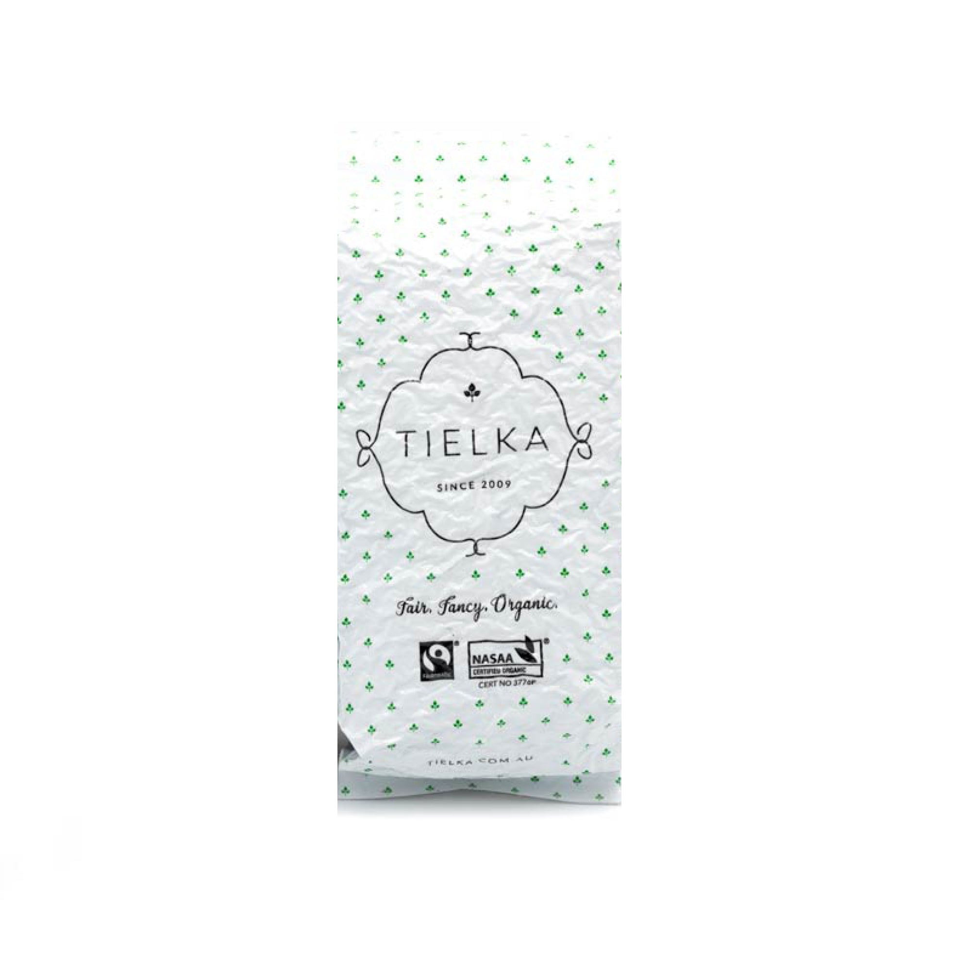 Fairtrade Organic Loose Leaf Lady Betty Black Tea Box by Tielka