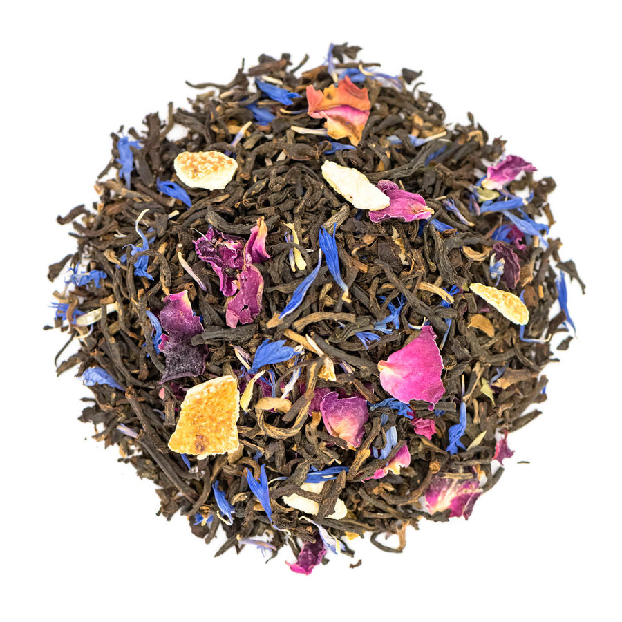 Fairtrade Organic Loose Leaf Lady Betty Black Tea by Tielka