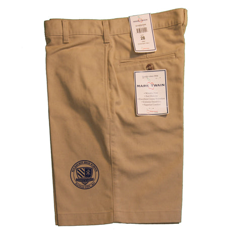 Uniform Shorts in Khaki