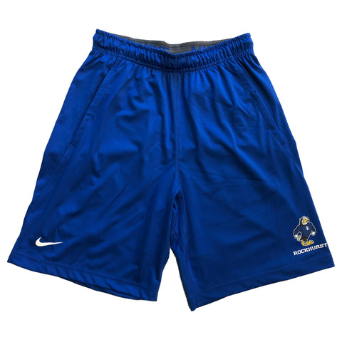 Performance Shorts in Royal by Nike