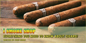 🚬 EVERYTHING YOU NEED TO KNOW ABOUT CIGARS! 🚬