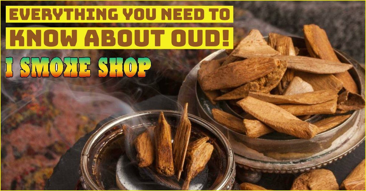 💥 EVERYTHING YOU NEED TO KNOW ABOUT OUD INCENSE 💥